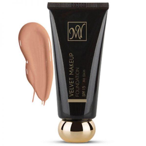 My Velvet SPF15 Cream Foundation 35ml-fs05