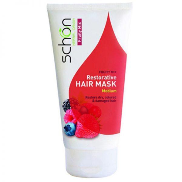 ماسک موی احیا کننده و درخشان کننده با عصاره فروتی میکس شون 150 میل