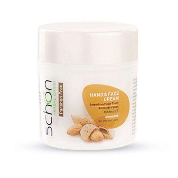 Schon Almond Oil Moisturizing Cream 150ml