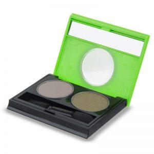سایه چشم دو رنگ کالیستا رنگ ES60