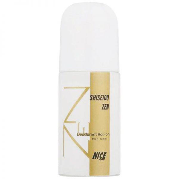 رول دئودورانت زنانه نایس مدل Shiseido Zen حجم 50 میل