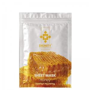 ماسک صورت ورقه ای دیگنیتی حاوی عصاره عسل وزن 30 گرم