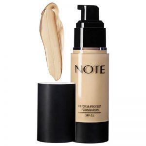 کرم پودر محافظت کننده نوت مدل Detox & Protect مناسب انواع پوست حجم 35میل شماره 09