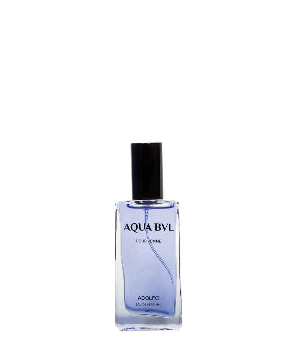 عطر جیبی مردانه آدولفو Adolfo مدل Aqua BVL حجم 30 میلی لیتر