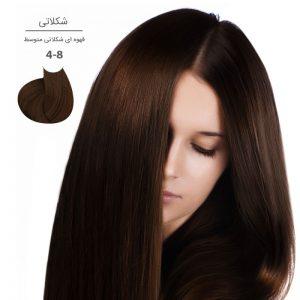 رنگ موی مارال 100 میل 4.8-قهوه ای شکلاتی متوسط